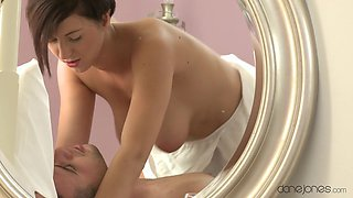 Crazy pornstars Emily Grey, Martin in Exotic Big Tits, Brunette adult clip