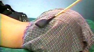Crazy pornstar in incredible spanking, fetish sex video