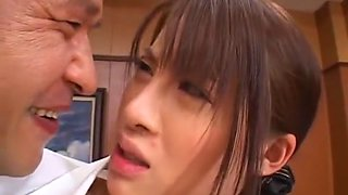 Amazing Japanese whore in Crazy Foot Fetish, Cougar JAV video