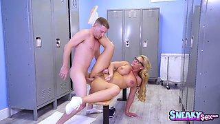 Phoenix Marie & Tony Rubino in Ms Ballbreaker - SneakySex