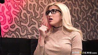 Brazzers - Sexy nerd Cristi Ann needs big cock