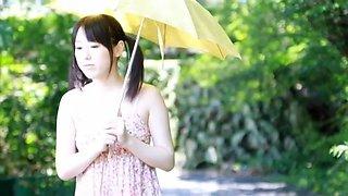 Machiko Ono ~ / A B48 18 Years - Shaved Otohime Innocence