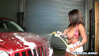 Bikini Car Wash