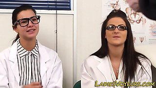 cfnm doctors humiliate