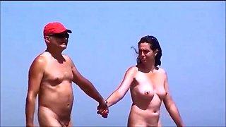 Nudist Beach Encounters 010