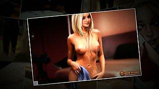 Nicole Heat - hottest porn comics ever!