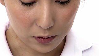 Best Japanese model in Horny Nurse JAV clip