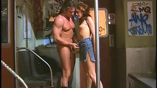 Sexy Asia Carrera taking big dick doggystyle in the bus