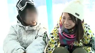 Amazing Japanese chick in Try to watch for JAV scene pretty one