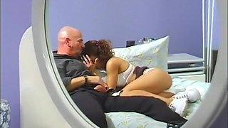 Hottest pornstar Shayla Heart in best babysitters, anal sex scene