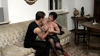 Mafia hate and sex - Scene #