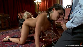 Charley Chase & Katie Kox - The Obedient Wife