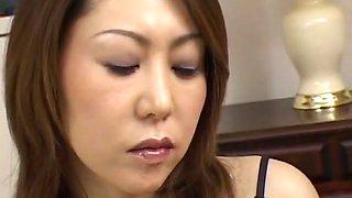 Fabulous Japanese model Reina Sawada in Horny Facial, Handjobs JAV clip