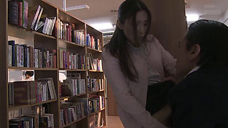 Teacher Fucked at A School Library