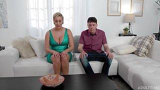 Thick Prime Milf Fucks Jealous Son ) With Ryan Keely