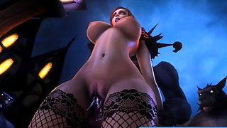 Animated Porn Compilation of The Best Video Games