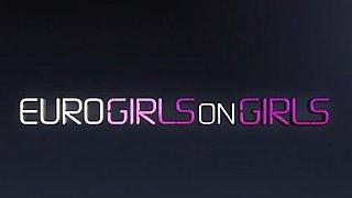EurogirlsonGirls - Deliciously Wicked Glamour lesbian