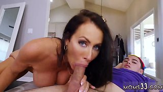 Teen milf spanking and all american Hot MILF For His Birthday