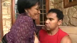 Brazilian mature anal sex