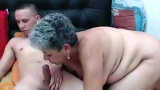 Granny fucking 2