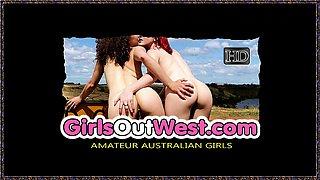 Amateur Australian couple bedroom sex