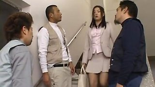 Incredible Japanese whore Anna Tomo in Exotic Hairy, Fingering JAV scene