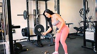 Fitness hot ASS hot CAMELTOE 85