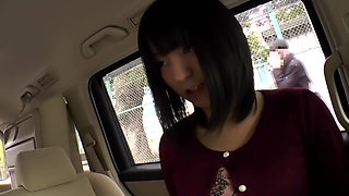 Ayane Shinoda, Amateur in Housewife Nampa Nakadashi part 1.2