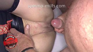 Cum Orgy for Dirty Sperma-Milf Hot Sarah - Nurse - 10712