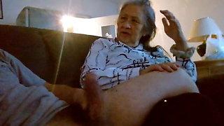 Granny Wank