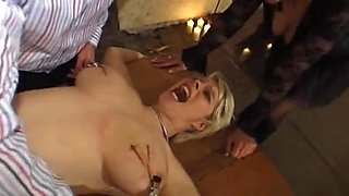 Tough Love - Chunky Blond Acquires Punished