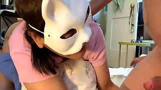 morning anal with my Filipina