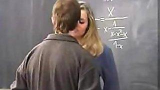 Big Boobed Blonde Schoolgirl Fucked By Teacher
