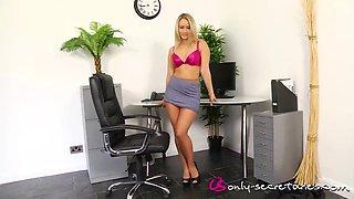 candice striptease 2