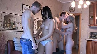 Bang ends up for 2 indecent cunts with a lot of orgasms