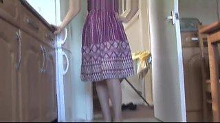 MIX UPSKIRT DRESS ASS 2