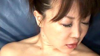Crazy Japanese model in Amazing Uncensored, Dildos/Toys JAV clip