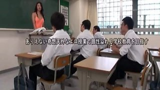 Asian teacher - reiko kobayakawa