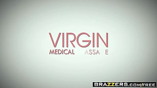 Brazzers - Doctor Adventures -  Virgin Medica