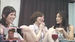Incredible Japanese whore Risa Arisawa, Nao Mizuki, Mika Mizuno in Horny Small Tits, Cunnilingus JAV clip