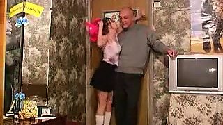 Young Russian Stepdaughter Ask Not Daddy For Sex