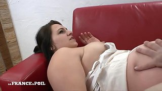 La France A Poil - Anal Initiation For Our Bbw Syrial A