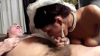 oldmans virgin bride