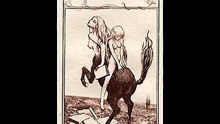 Erotic Ex Libris -   Alphonse Inoue