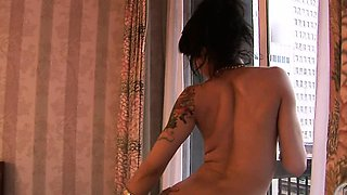skinny rimming canadian french tiny licking ass
