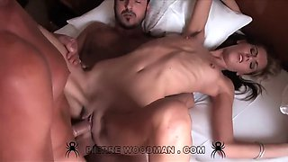 Double forced fuck