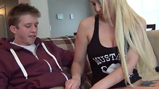 sister jerk brother   XVIDEOS