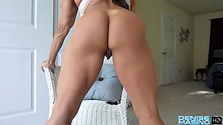 joi- fitness milf goddess. can i squat on your cock and squize you inside my gianormous pussy?