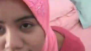 Arab dilettante wife homemade oral stimulation and fuck with facial