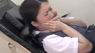 asian teen fucked by her doctor